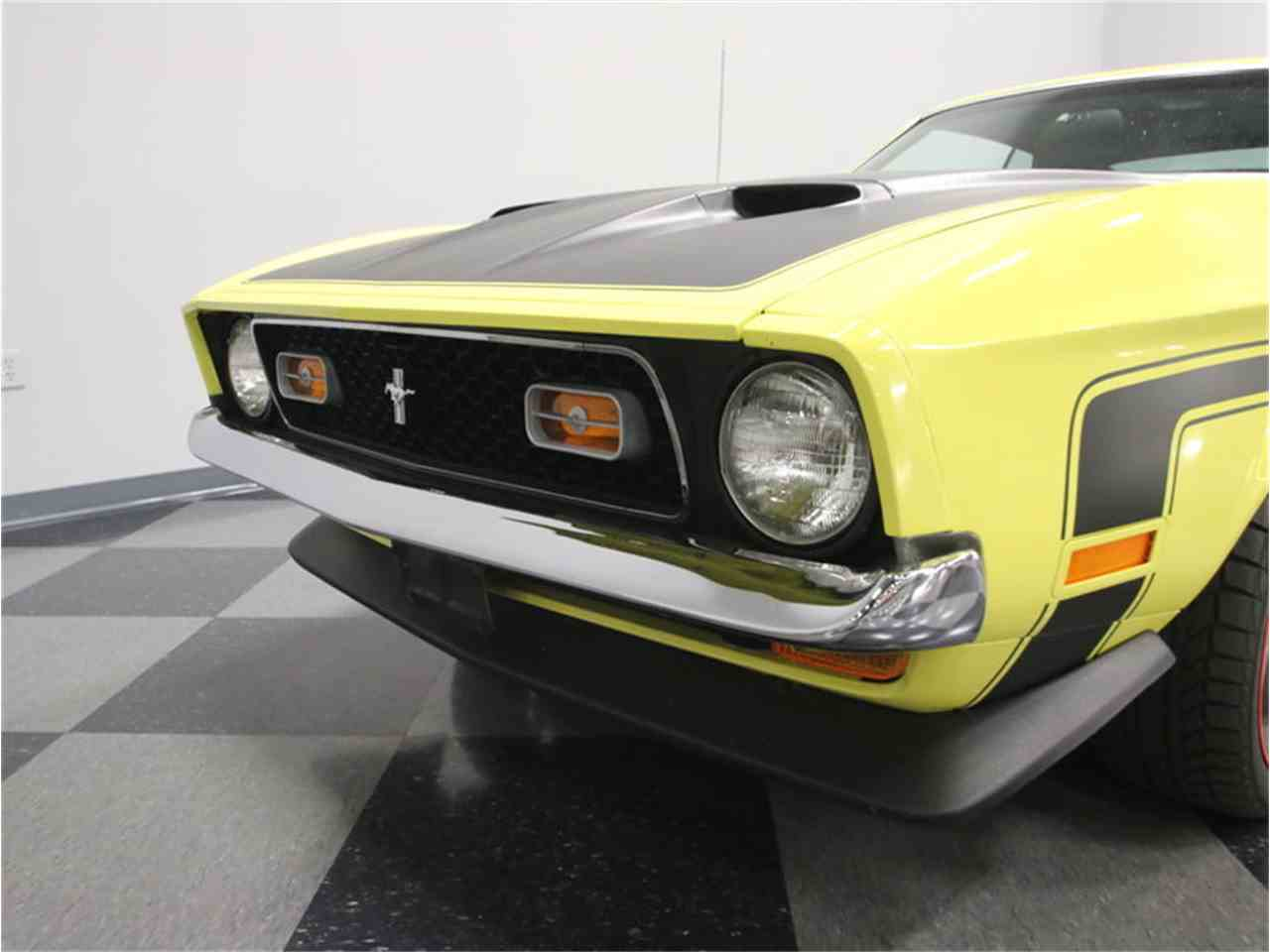 Large Picture of 1973 Ford Mustang Mach 1 - $25,995.00 Offered by Streetside Classics - Nashville - LTOR