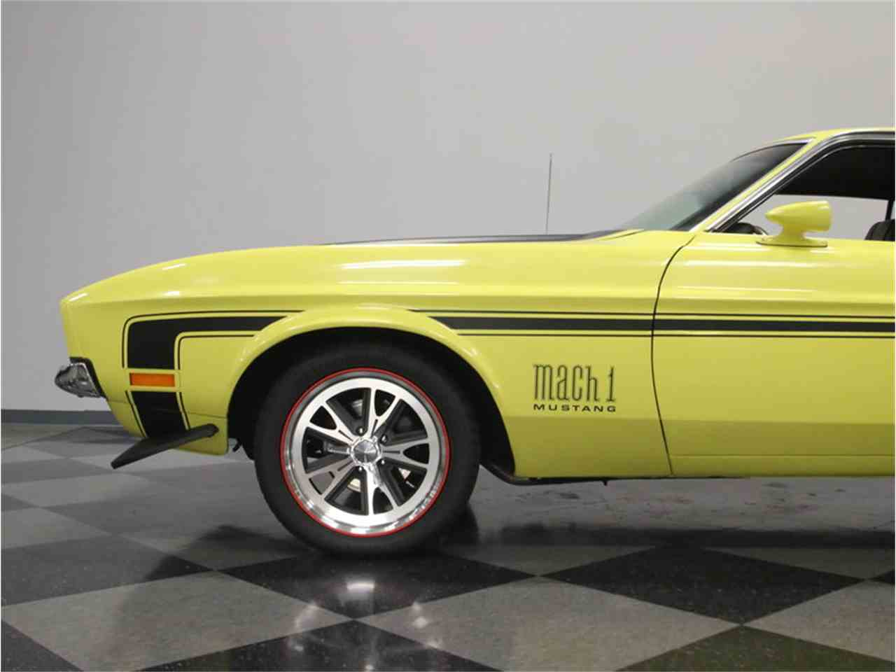 Large Picture of Classic '73 Mustang Mach 1 located in Lavergne Tennessee Offered by Streetside Classics - Nashville - LTOR