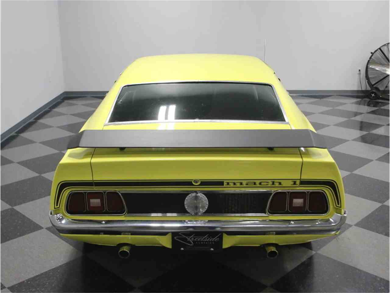 Large Picture of '73 Mustang Mach 1 located in Lavergne Tennessee - $25,995.00 Offered by Streetside Classics - Nashville - LTOR
