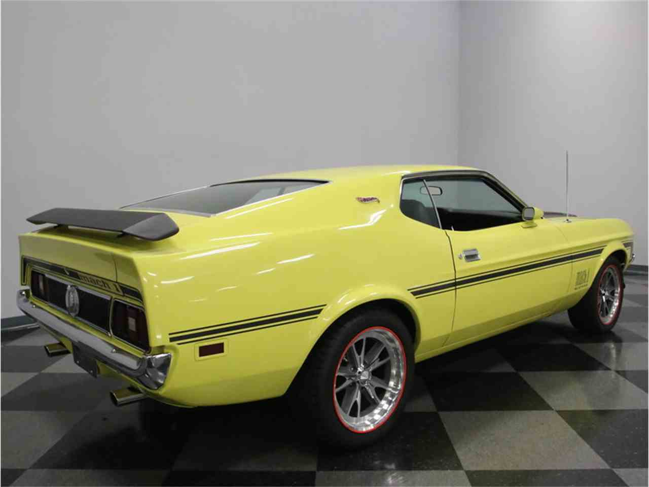 Large Picture of Classic 1973 Ford Mustang Mach 1 - $25,995.00 - LTOR