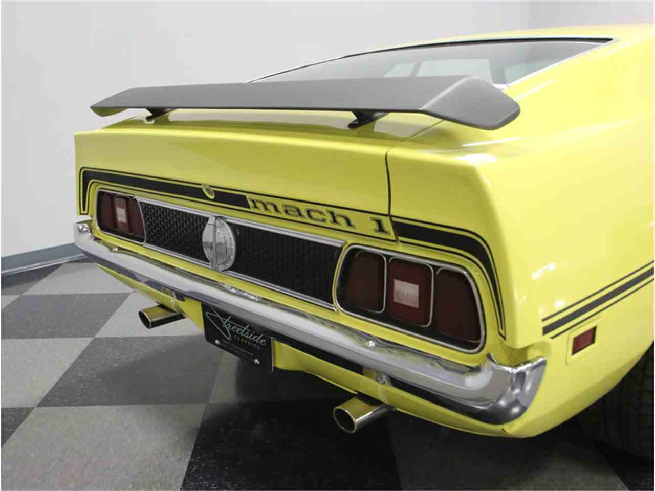 Large Picture of Classic 1973 Ford Mustang Mach 1 - $25,995.00 Offered by Streetside Classics - Nashville - LTOR