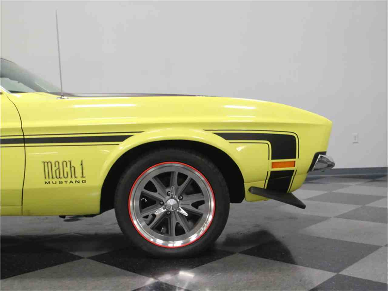Large Picture of 1973 Ford Mustang Mach 1 - $25,995.00 - LTOR