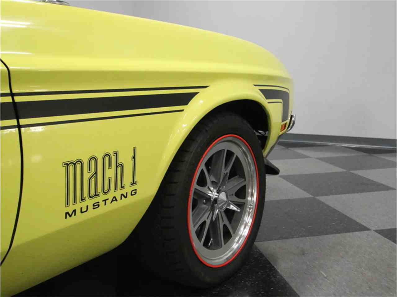 Large Picture of 1973 Ford Mustang Mach 1 located in Tennessee Offered by Streetside Classics - Nashville - LTOR