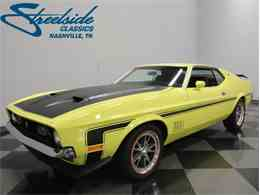 Picture of Classic 1973 Mustang Mach 1 located in Tennessee Offered by Streetside Classics - Nashville - LTOR