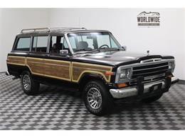 Picture of '90 Jeep Wagoneer located in Colorado Offered by Worldwide Vintage Autos - LTP2