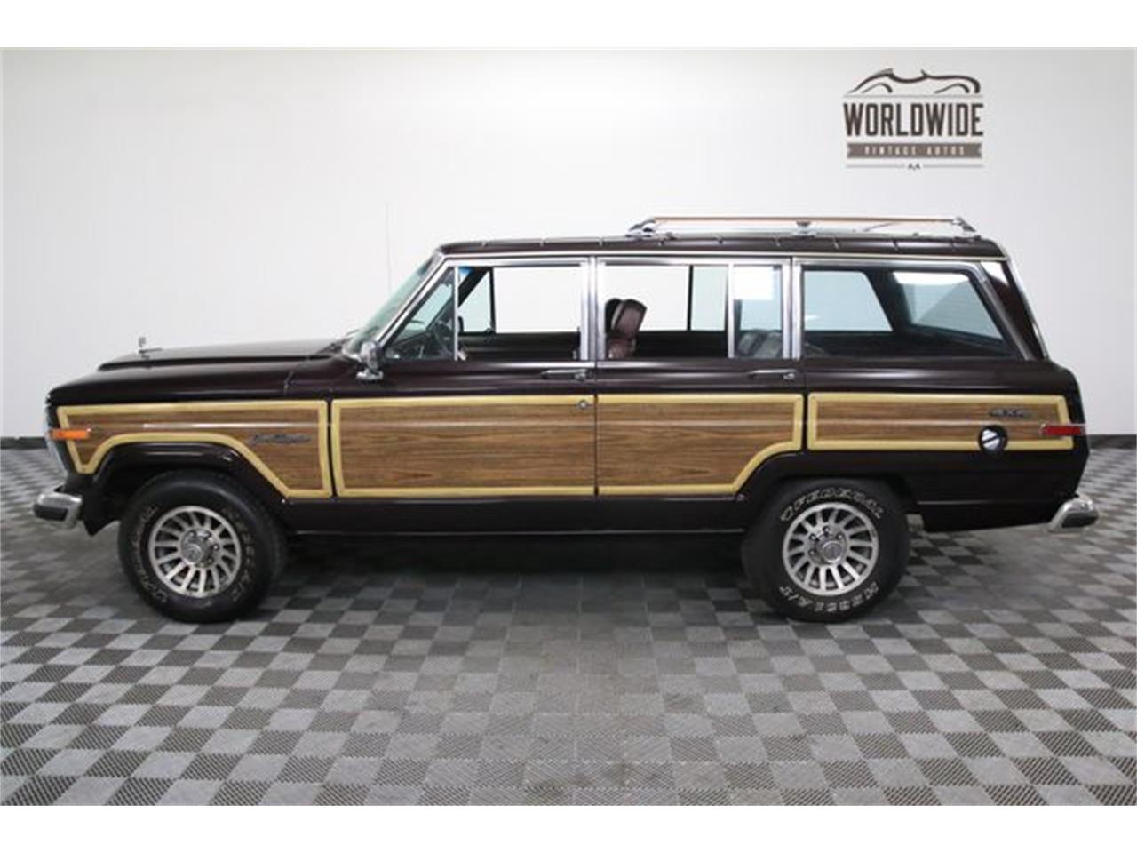 Large Picture of 1990 Wagoneer - $14,900.00 Offered by Worldwide Vintage Autos - LTP2