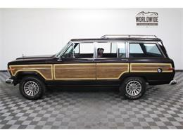 Picture of 1990 Jeep Wagoneer Offered by Worldwide Vintage Autos - LTP2