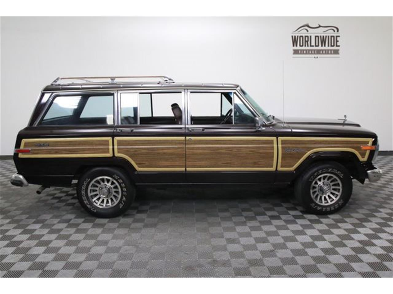 Large Picture of 1990 Wagoneer located in Colorado - LTP2