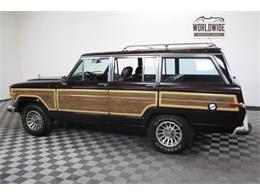 Picture of '90 Jeep Wagoneer Offered by Worldwide Vintage Autos - LTP2
