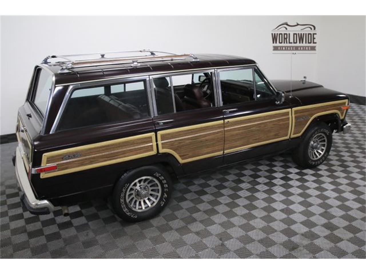 Large Picture of '90 Jeep Wagoneer located in Colorado - $14,900.00 - LTP2