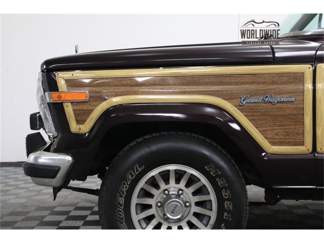 Large Picture of 1990 Wagoneer located in Denver  Colorado - $14,900.00 - LTP2