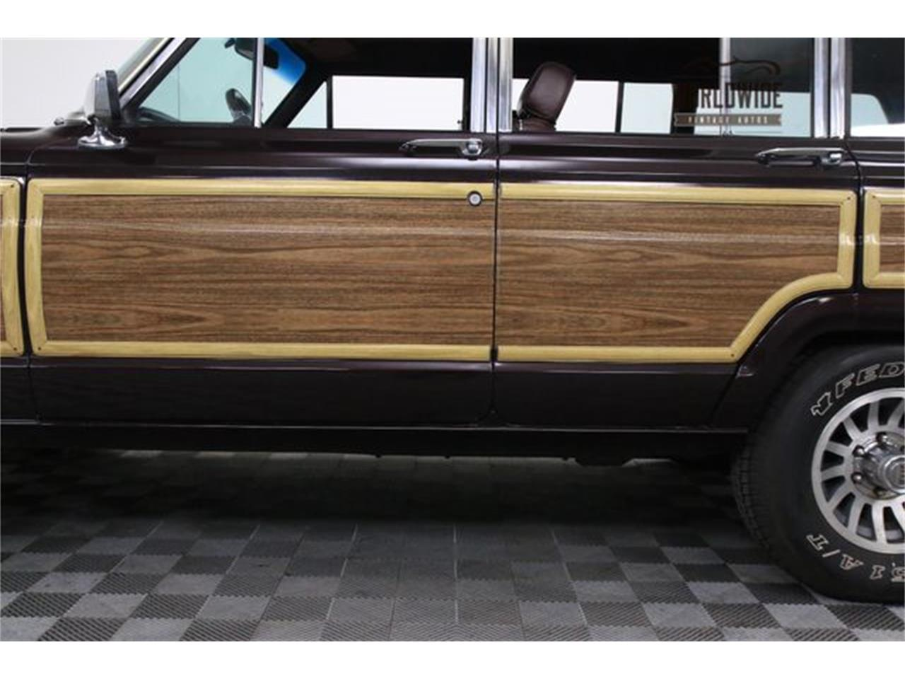 Large Picture of '90 Wagoneer located in Colorado Offered by Worldwide Vintage Autos - LTP2