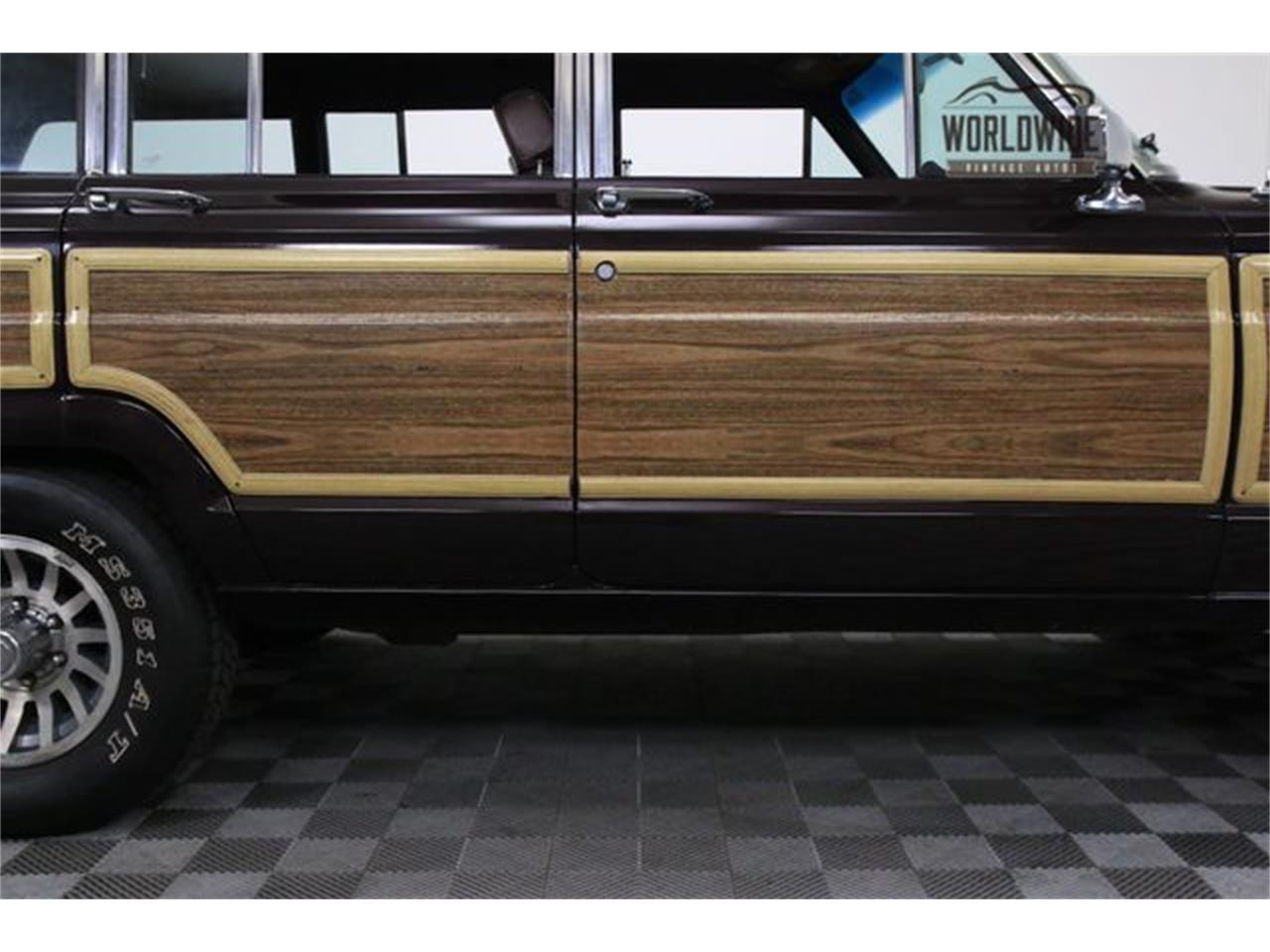 Large Picture of '90 Jeep Wagoneer located in Colorado - LTP2