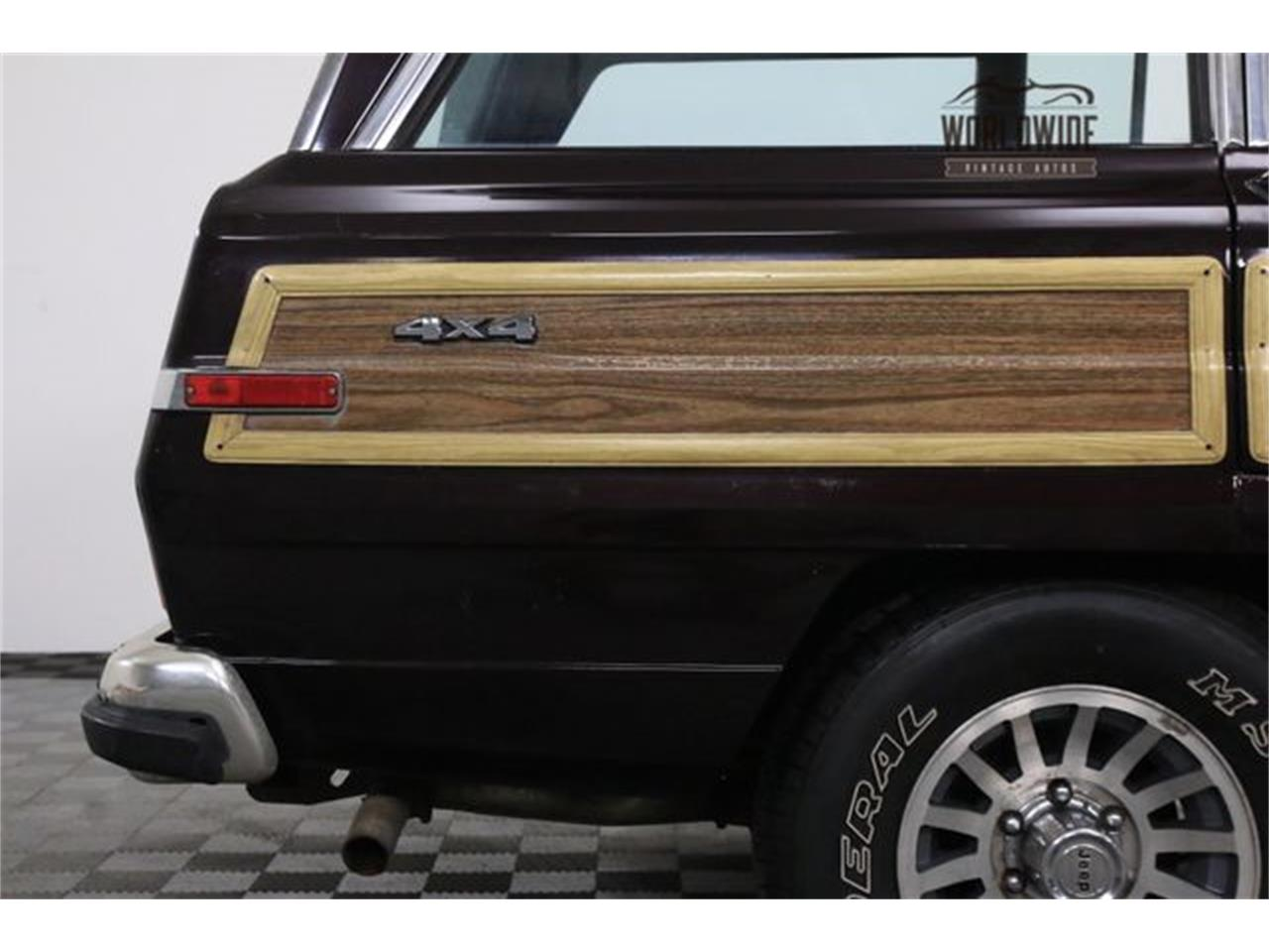 Large Picture of 1990 Jeep Wagoneer located in Denver  Colorado - $14,900.00 - LTP2