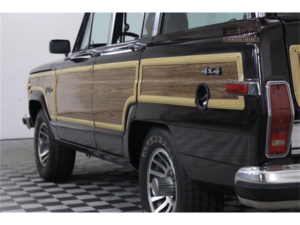 Large Picture of 1990 Jeep Wagoneer located in Colorado - $14,900.00 Offered by Worldwide Vintage Autos - LTP2