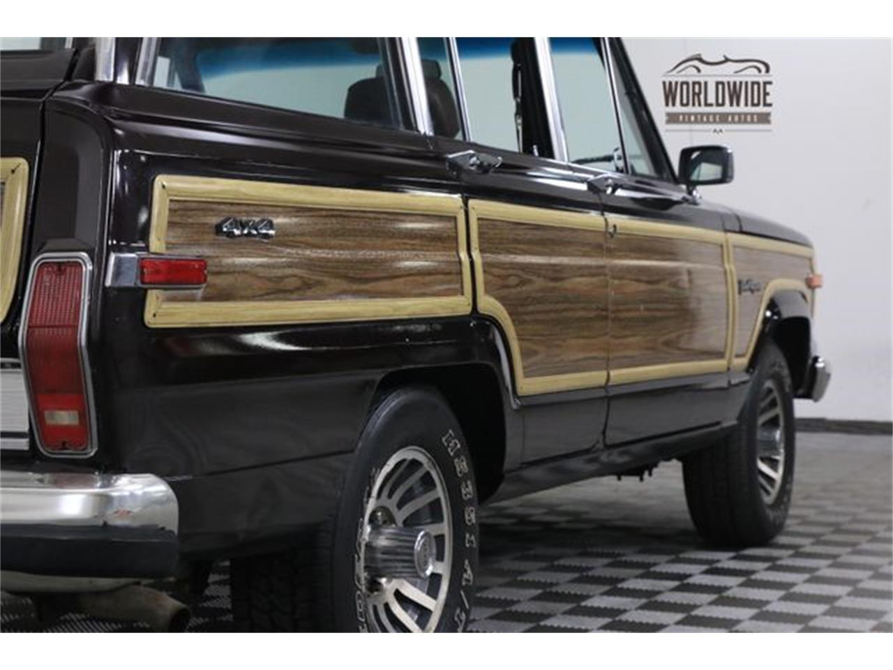 Large Picture of 1990 Wagoneer located in Colorado Offered by Worldwide Vintage Autos - LTP2