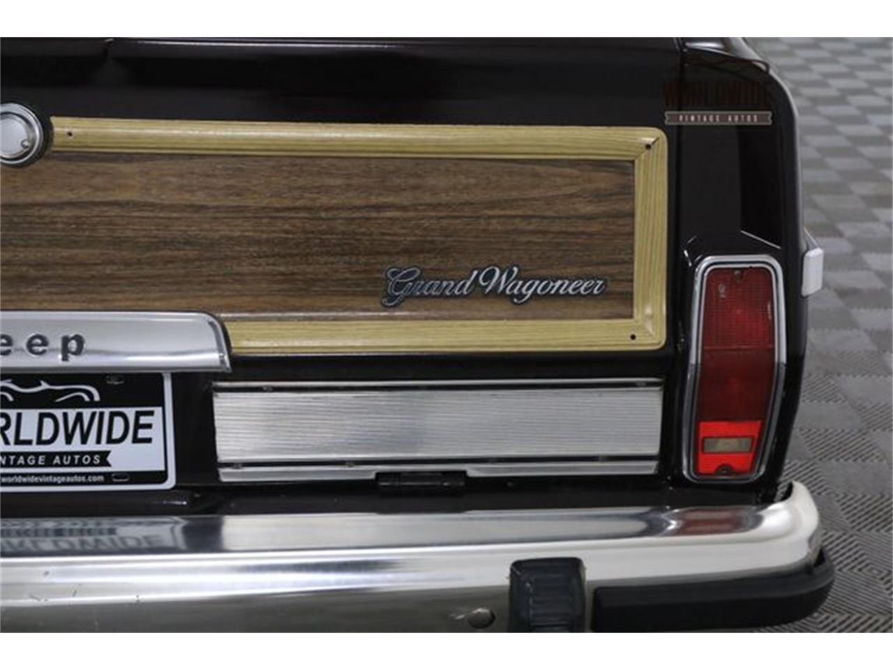 Large Picture of '90 Wagoneer Offered by Worldwide Vintage Autos - LTP2
