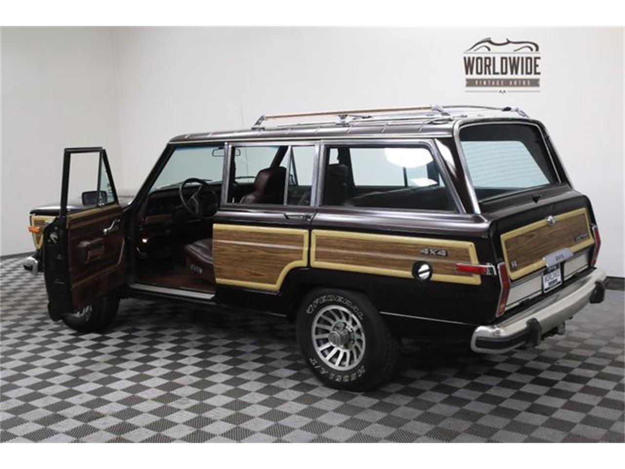 Large Picture of '90 Jeep Wagoneer - $14,900.00 Offered by Worldwide Vintage Autos - LTP2