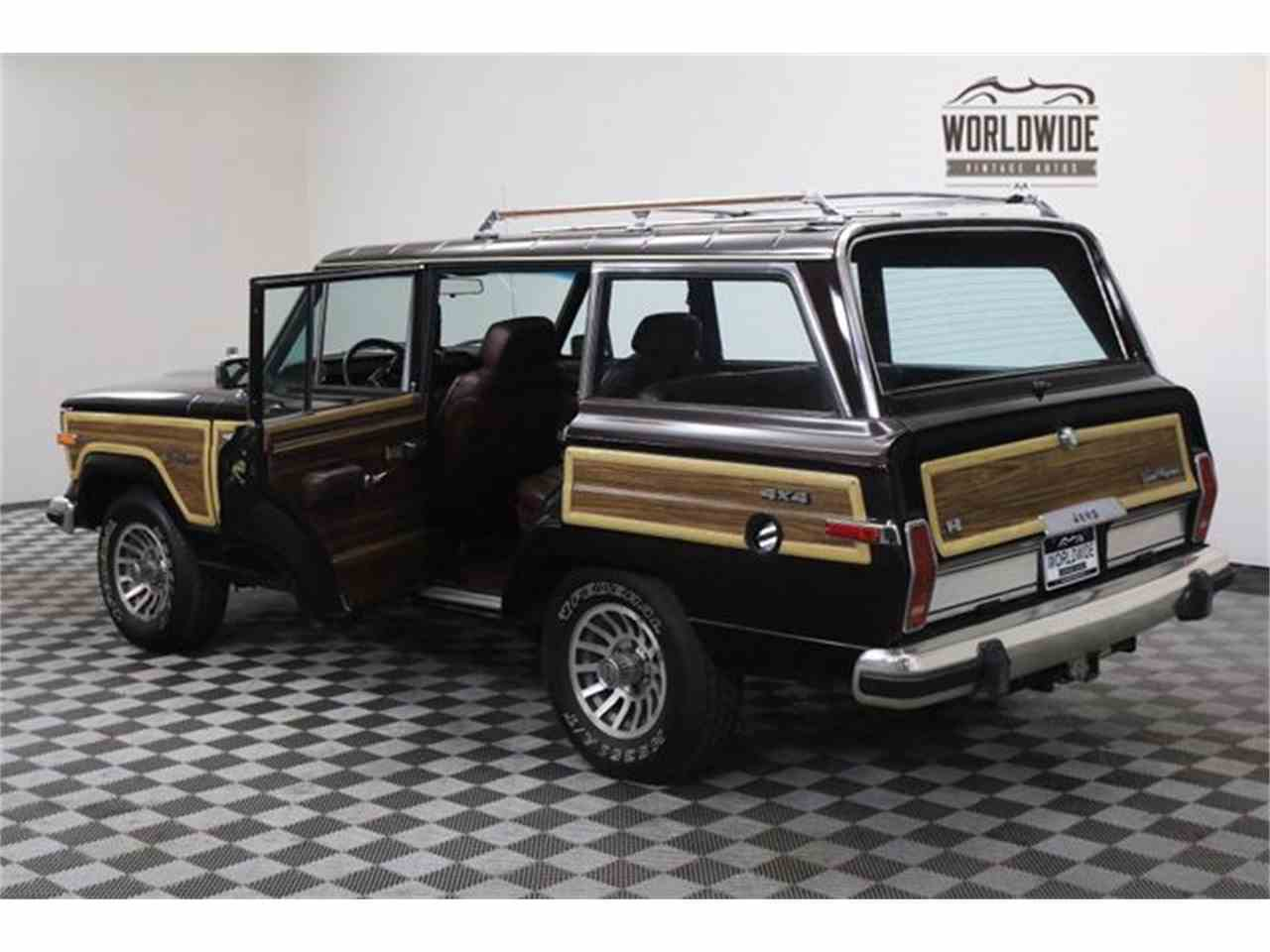 Large Picture of '90 Wagoneer - LTP2
