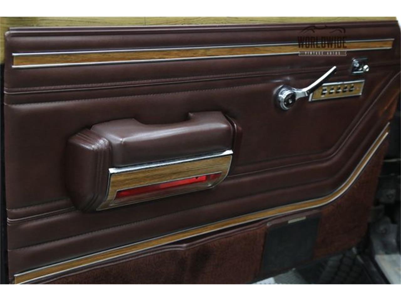 Large Picture of 1990 Wagoneer Offered by Worldwide Vintage Autos - LTP2