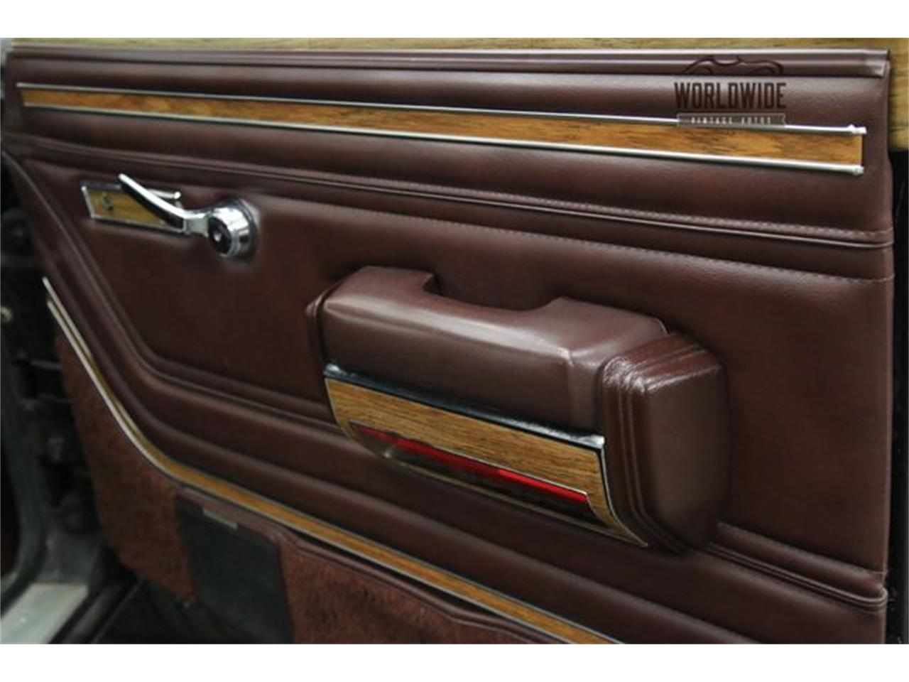 Large Picture of '90 Wagoneer located in Colorado - $14,900.00 Offered by Worldwide Vintage Autos - LTP2