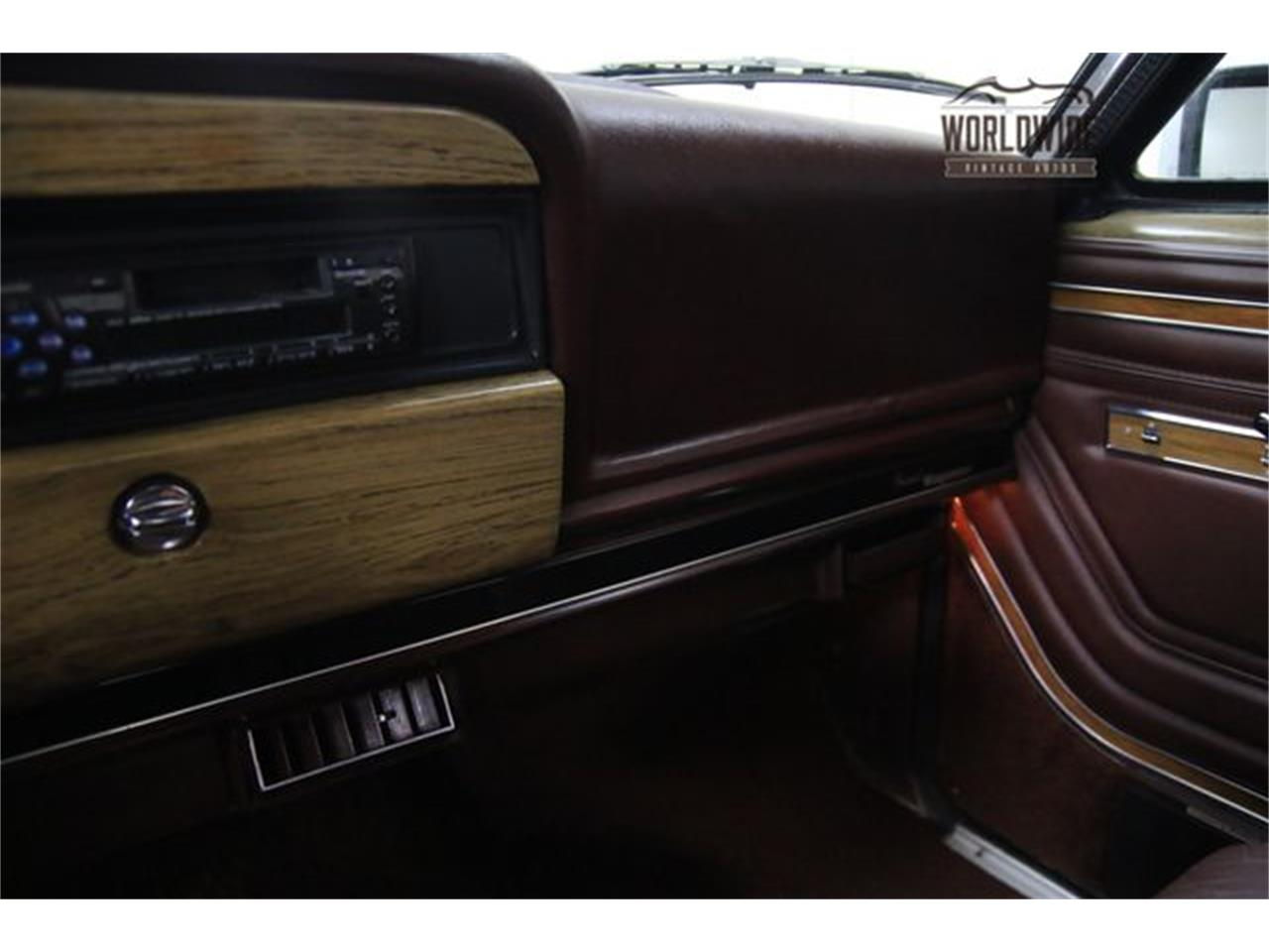 Large Picture of 1990 Wagoneer located in Denver  Colorado Offered by Worldwide Vintage Autos - LTP2