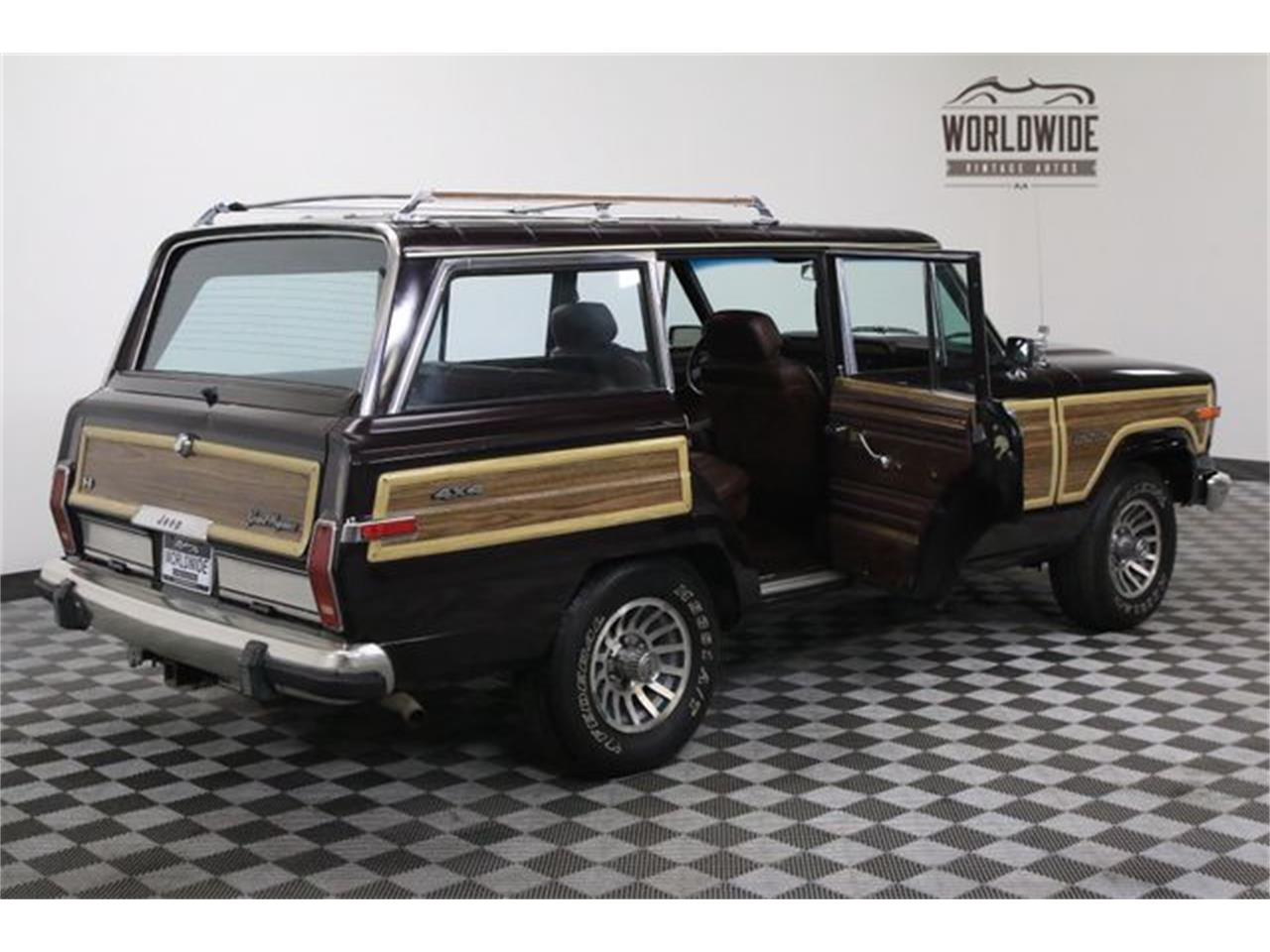Large Picture of 1990 Jeep Wagoneer located in Colorado - $14,900.00 - LTP2
