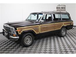 Picture of 1990 Jeep Wagoneer located in Colorado Offered by Worldwide Vintage Autos - LTP2