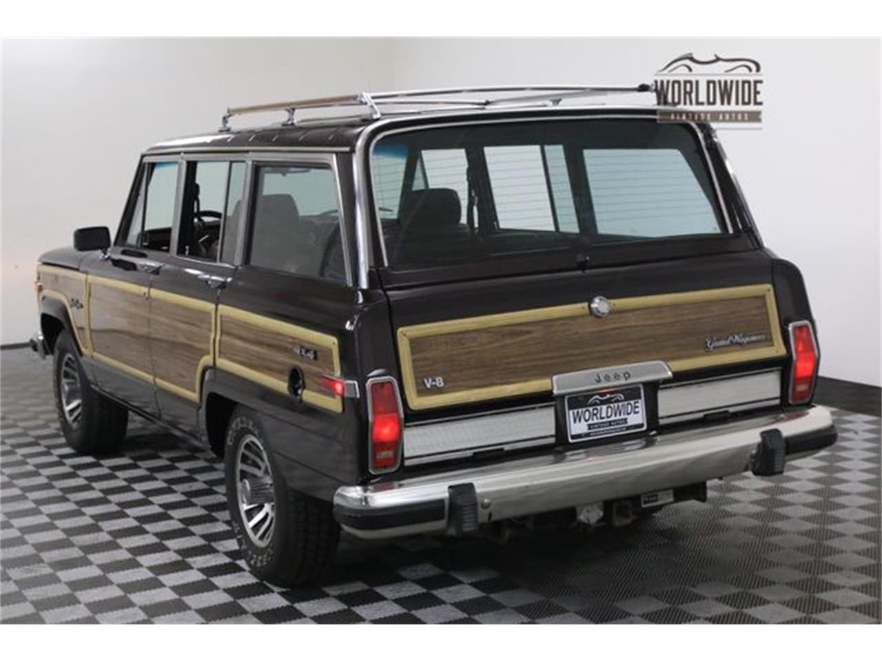 Large Picture of '90 Jeep Wagoneer located in Denver  Colorado Offered by Worldwide Vintage Autos - LTP2