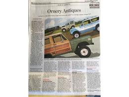 Picture of '90 Jeep Wagoneer located in Denver  Colorado - LTP2