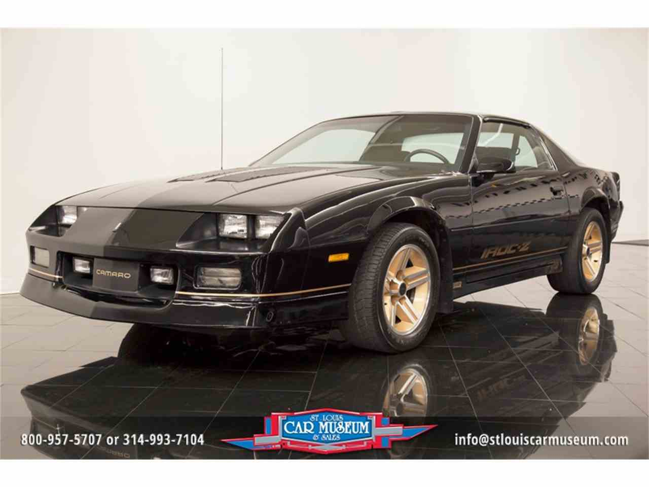 Large Picture of '85 Camaro IROC Z28 - LTP4