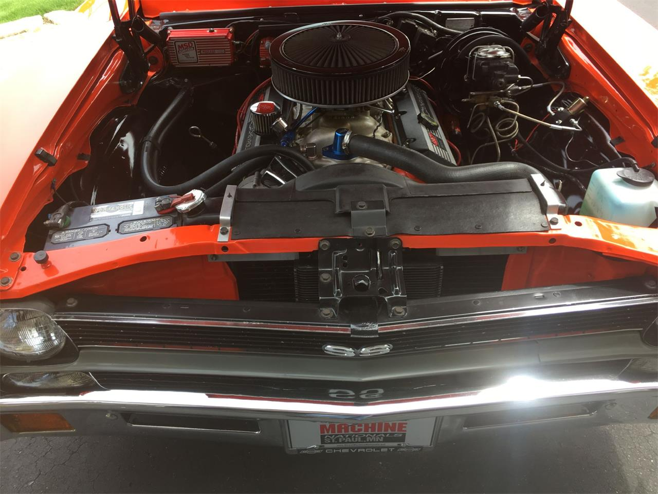 Large Picture of '70 Nova SS - LTP5