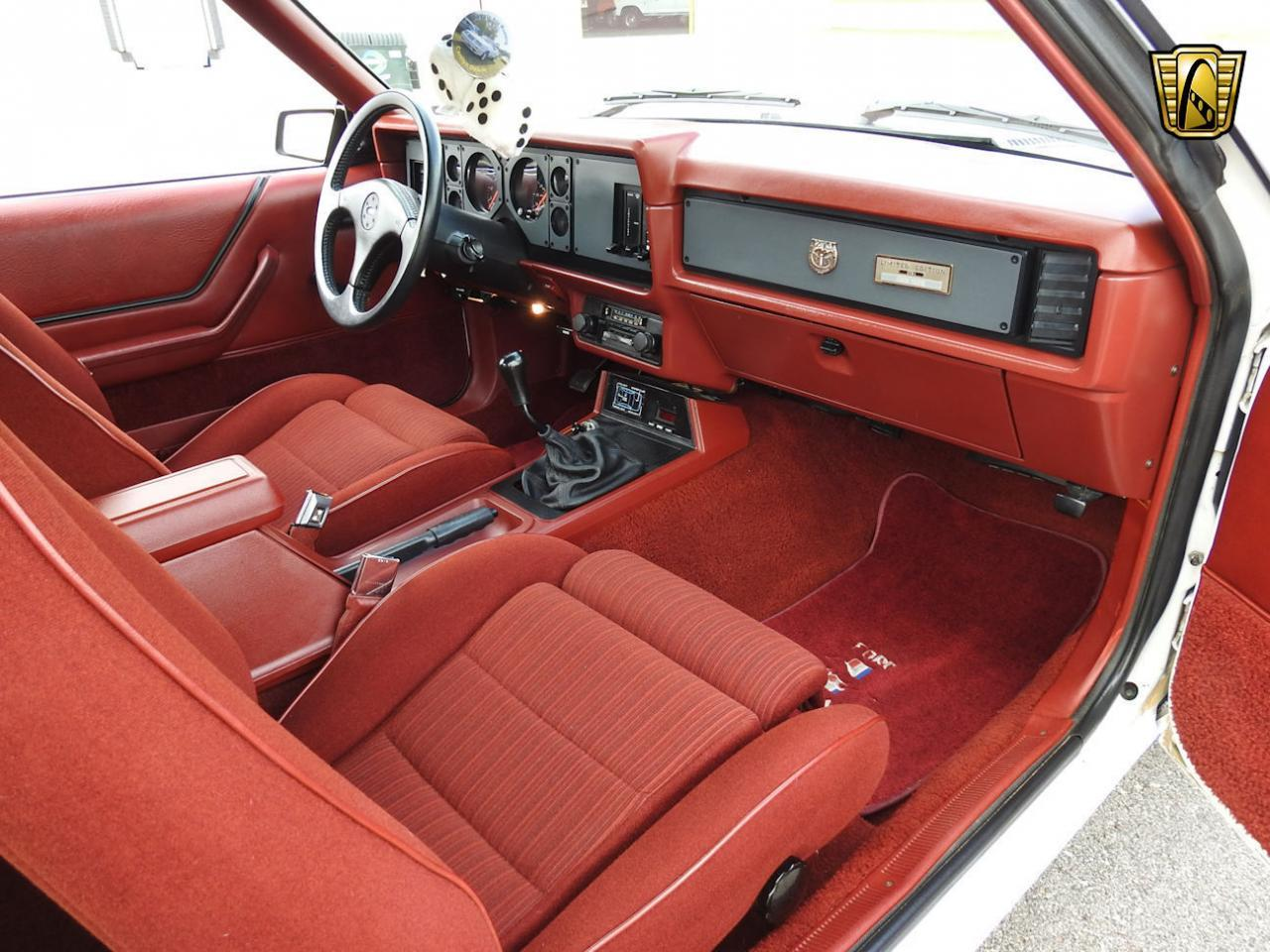 Large Picture of '84 Mustang - LTP8