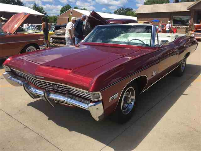 Picture of Classic '68 Impala SS located in Minnesota - LTP9