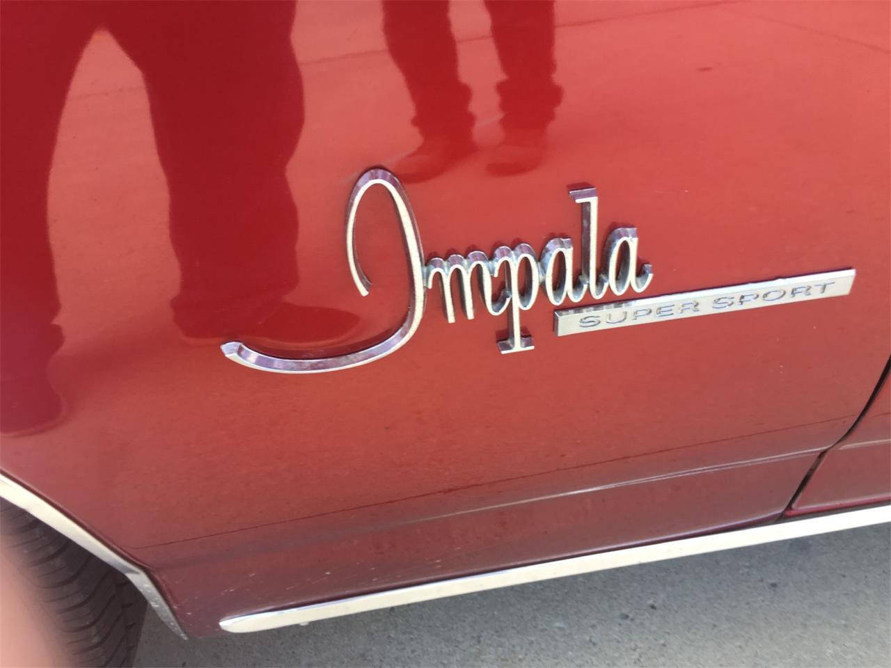 1968 Chevrolet Impala SS for Sale | ClassicCars com | CC-1018269