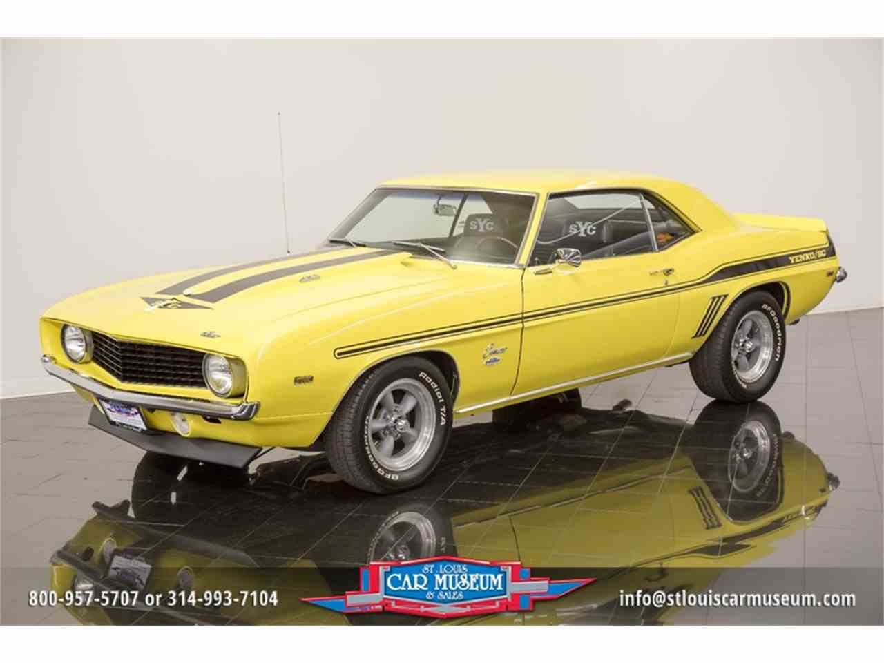 Large Picture of '69 Camaro Yenko - $39,900.00 Offered by St. Louis Car Museum - LTPE