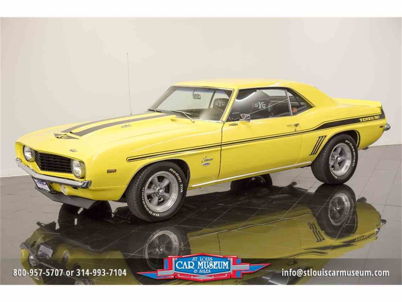 Large Picture of Classic 1969 Camaro Yenko located in Missouri - $39,900.00 Offered by St. Louis Car Museum - LTPE