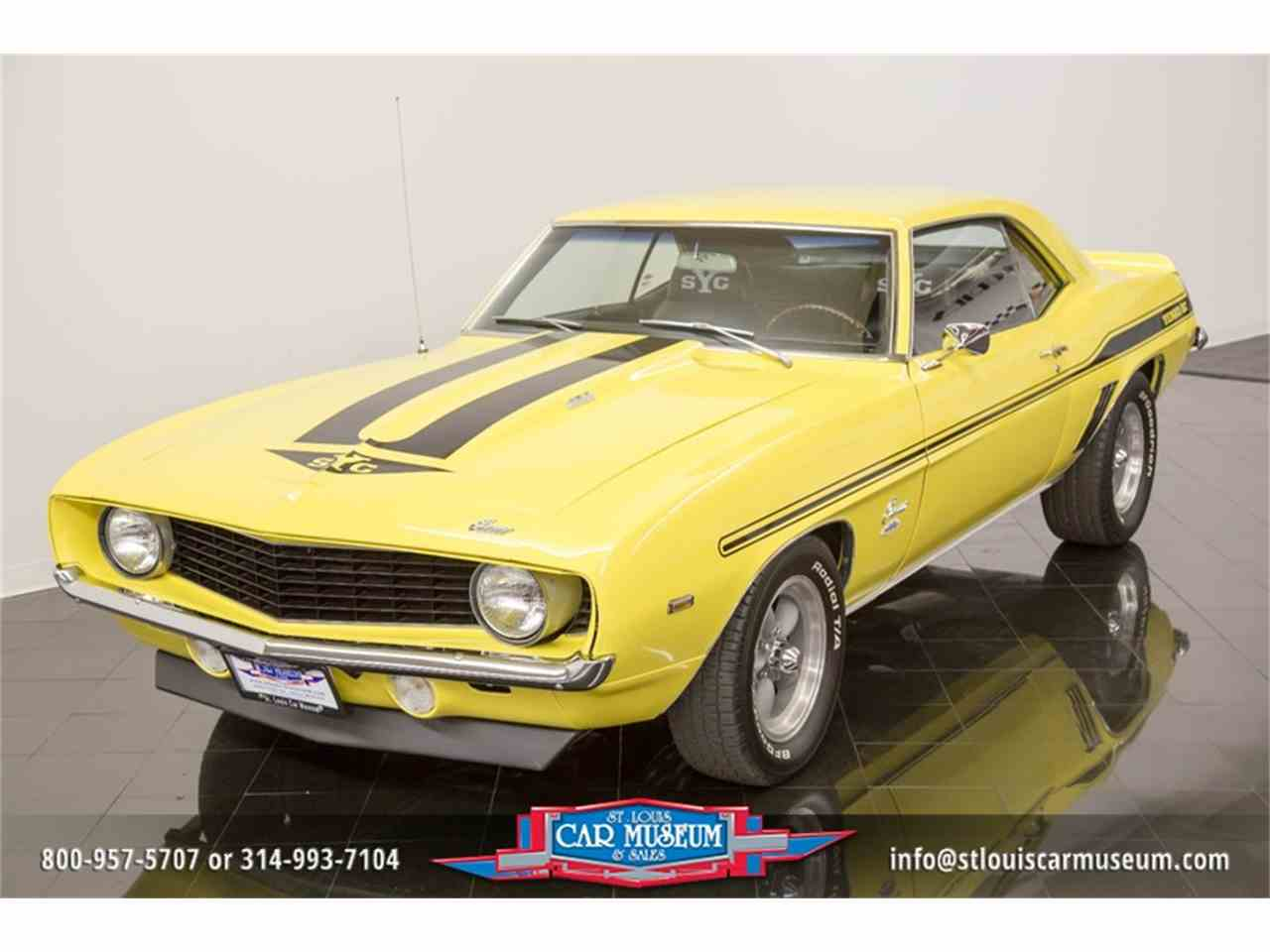 Large Picture of 1969 Camaro Yenko - $39,900.00 - LTPE