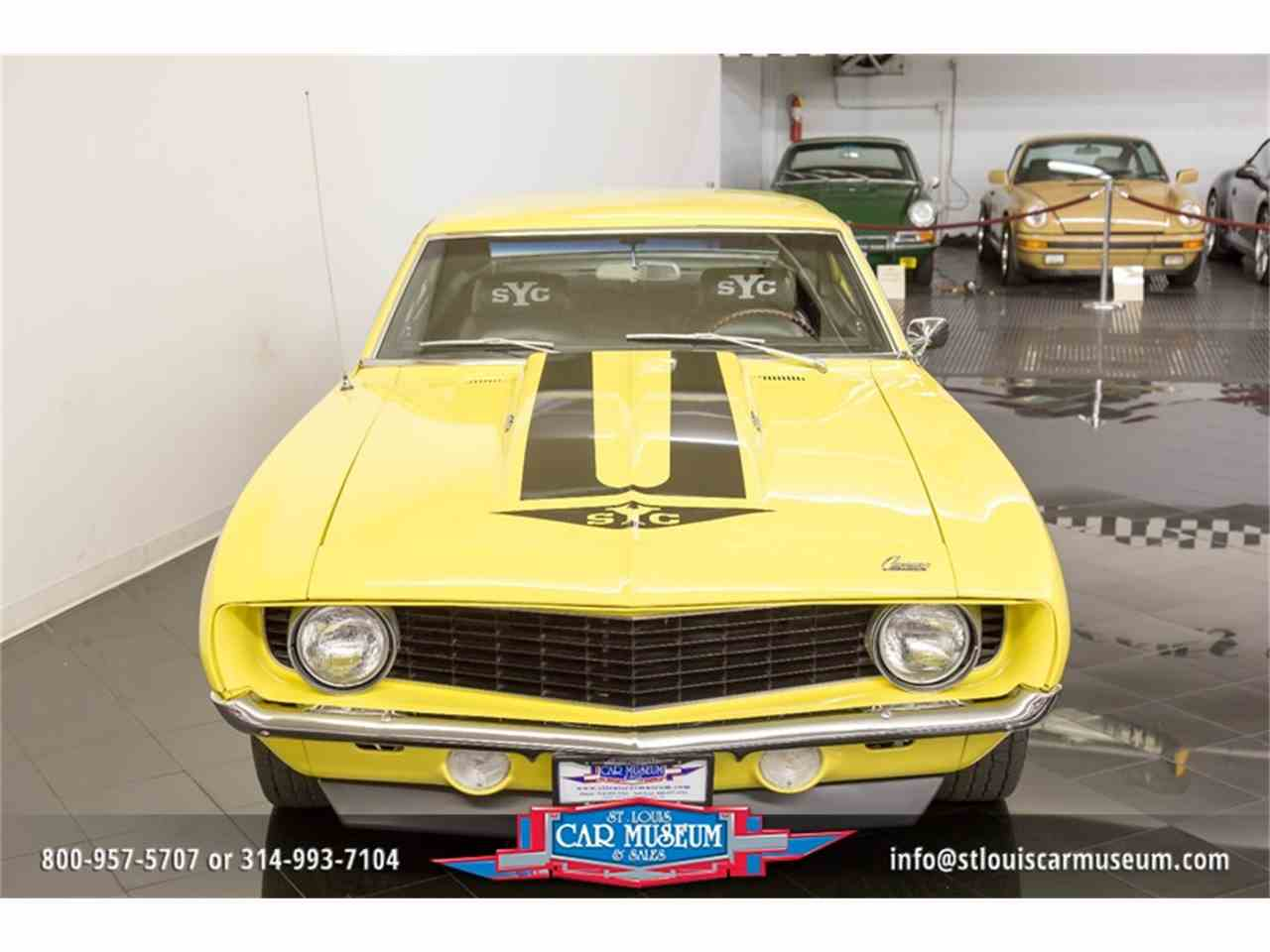 Large Picture of Classic 1969 Chevrolet Camaro Yenko - $39,900.00 Offered by St. Louis Car Museum - LTPE