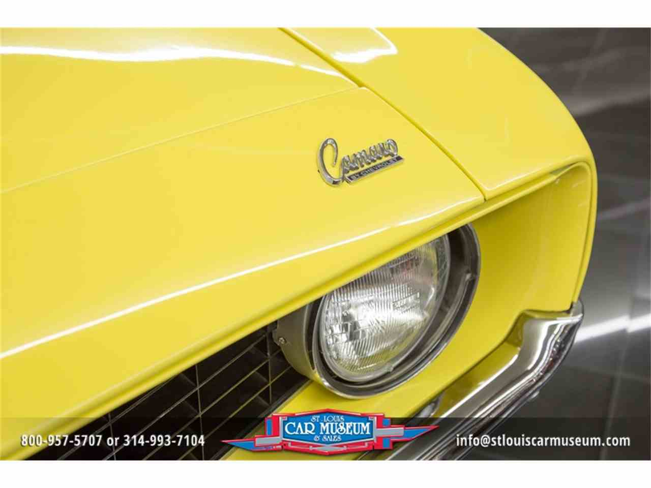 Large Picture of Classic '69 Camaro Yenko - $39,900.00 Offered by St. Louis Car Museum - LTPE