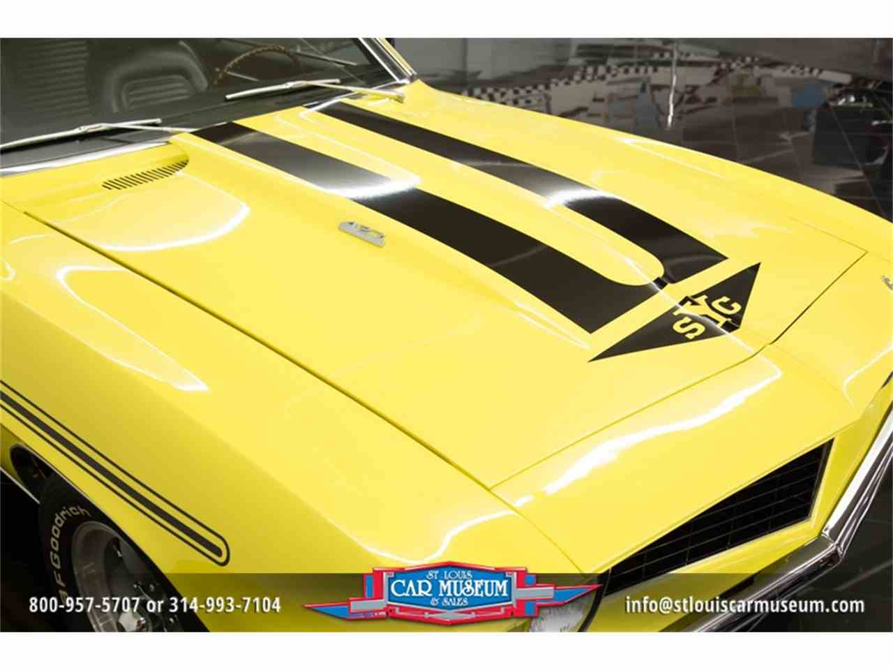 Large Picture of Classic 1969 Camaro Yenko located in Missouri Offered by St. Louis Car Museum - LTPE