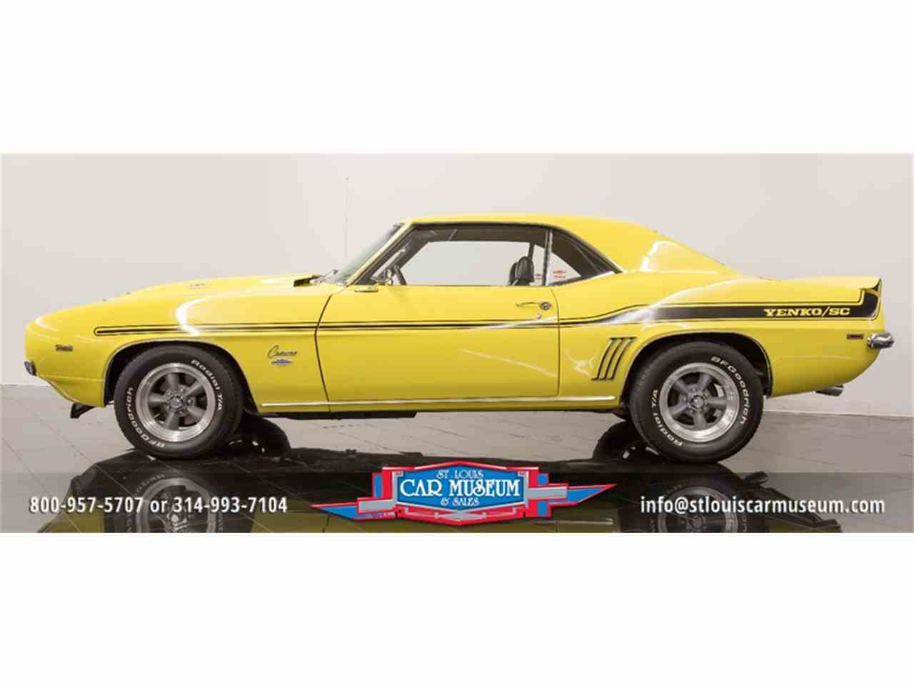 Large Picture of '69 Chevrolet Camaro Yenko located in Missouri Offered by St. Louis Car Museum - LTPE