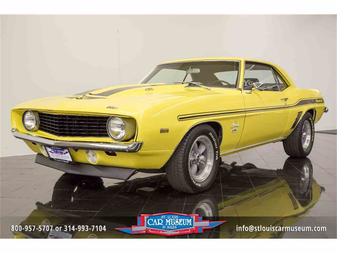 Large Picture of '69 Chevrolet Camaro Yenko - $39,900.00 Offered by St. Louis Car Museum - LTPE