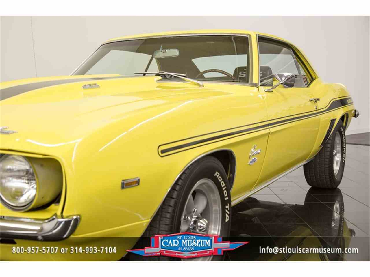 Large Picture of 1969 Camaro Yenko Offered by St. Louis Car Museum - LTPE
