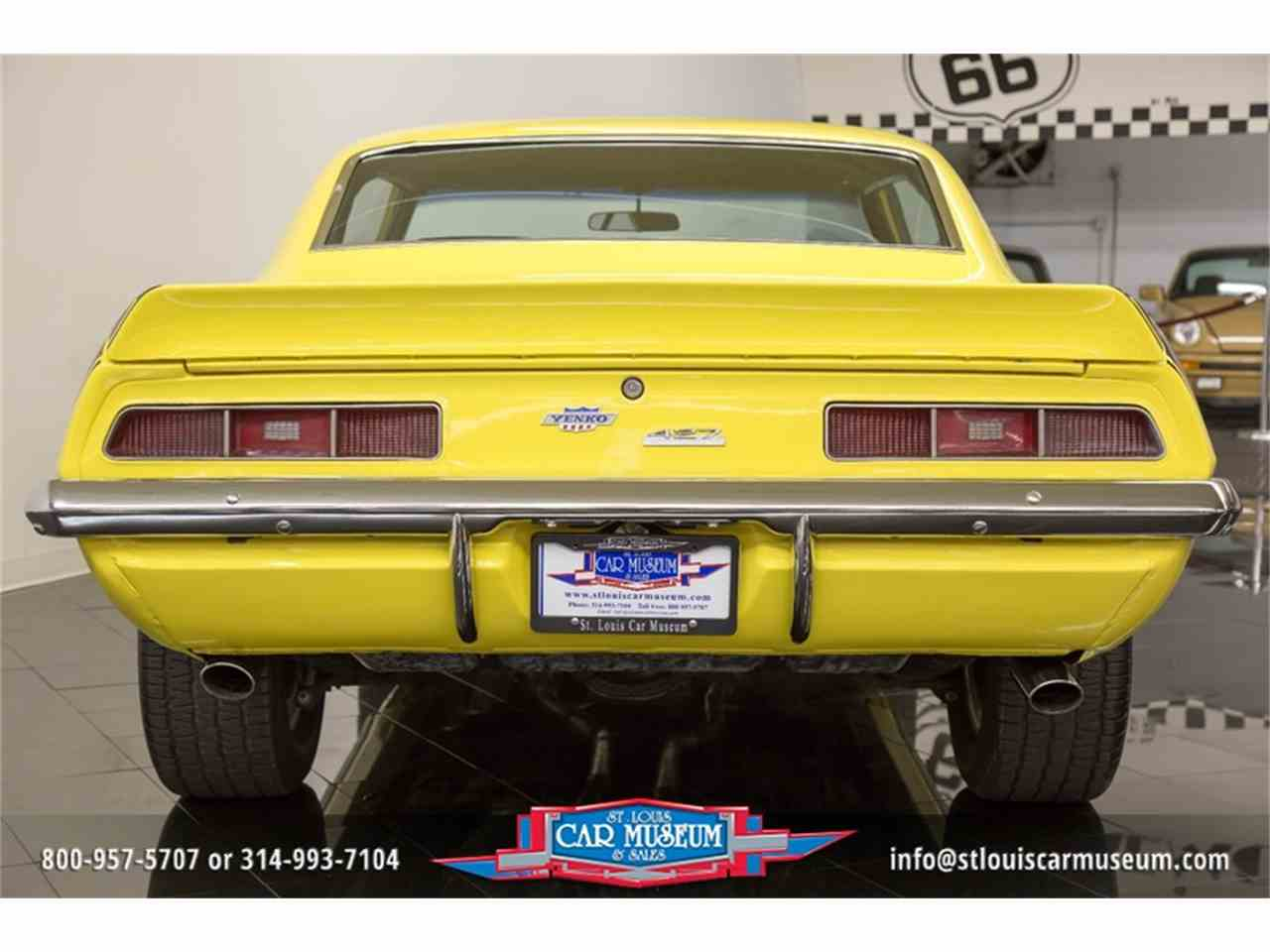 Large Picture of 1969 Chevrolet Camaro Yenko located in St. Louis Missouri - $39,900.00 - LTPE