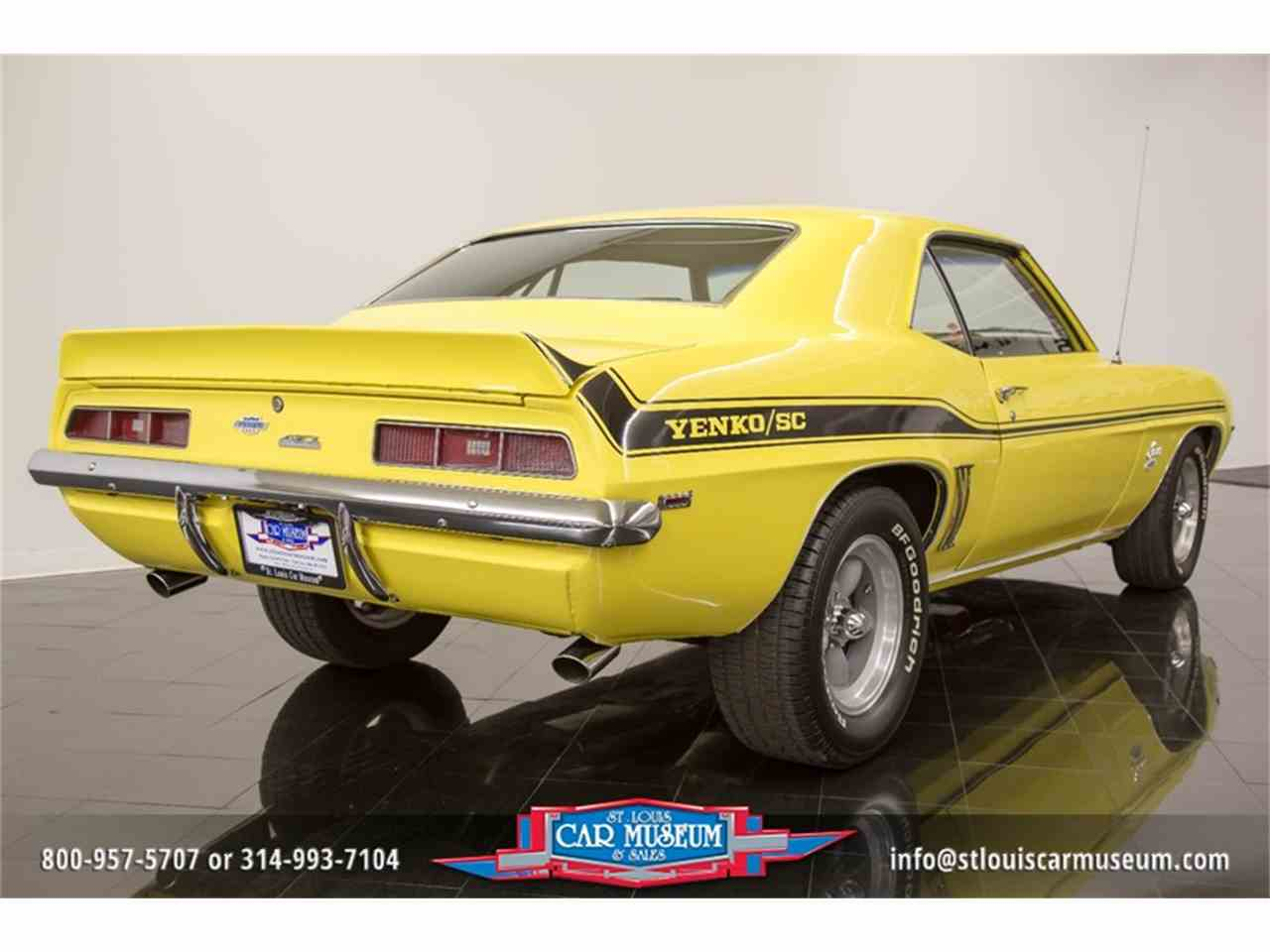 Large Picture of Classic '69 Chevrolet Camaro Yenko located in St. Louis Missouri - $39,900.00 - LTPE