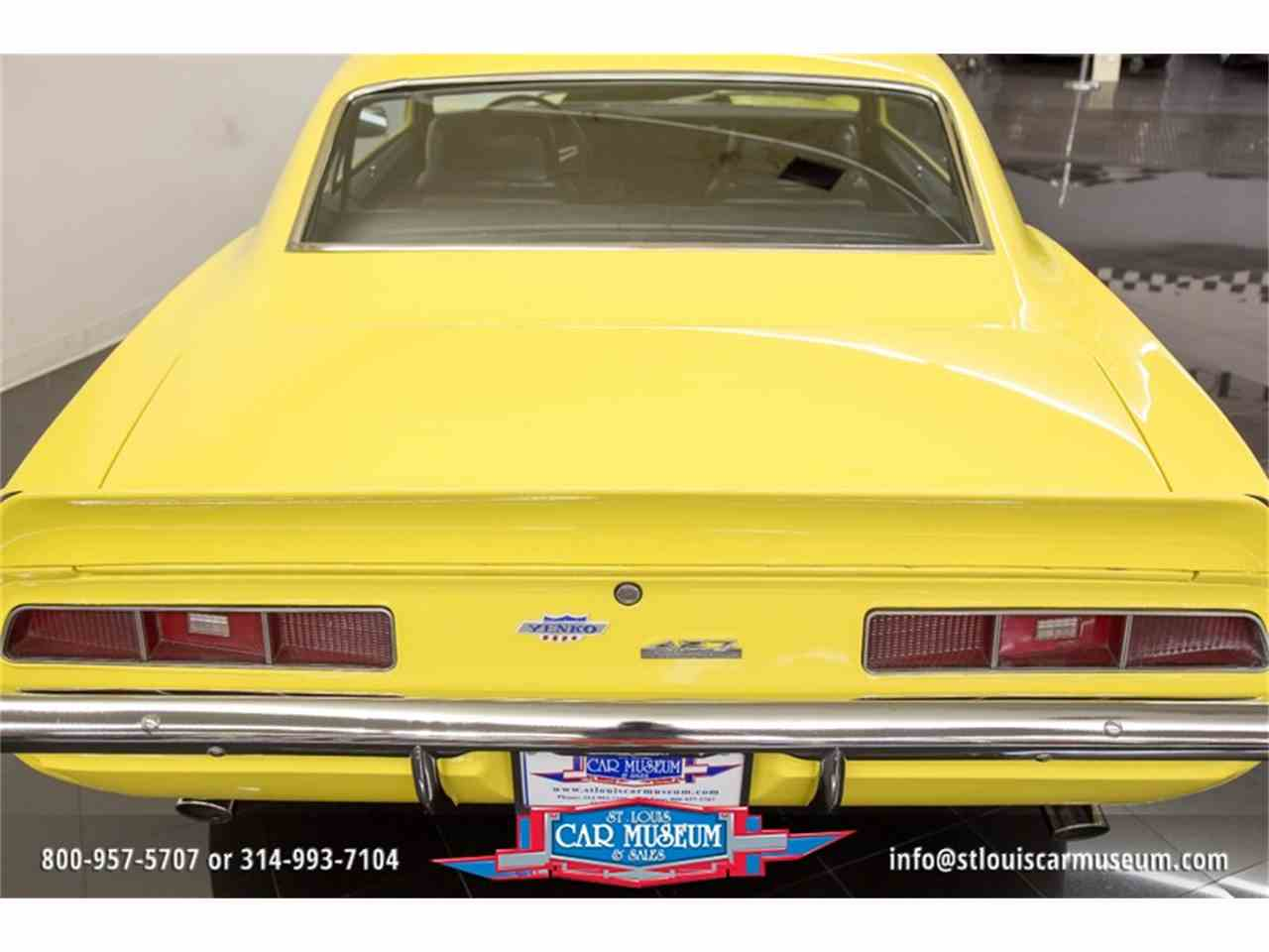 Large Picture of Classic 1969 Chevrolet Camaro Yenko located in St. Louis Missouri - LTPE