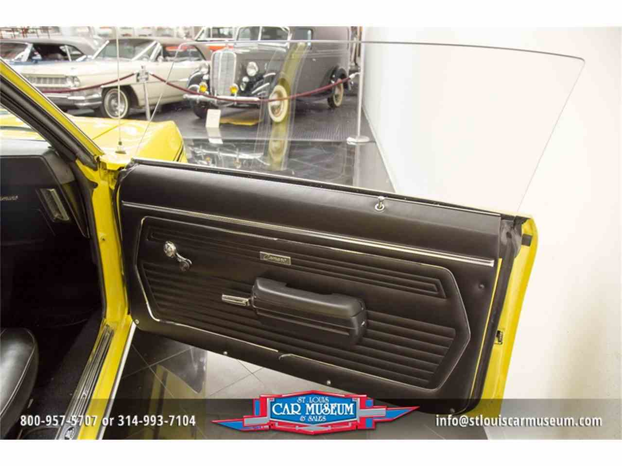Large Picture of 1969 Chevrolet Camaro Yenko - $39,900.00 - LTPE