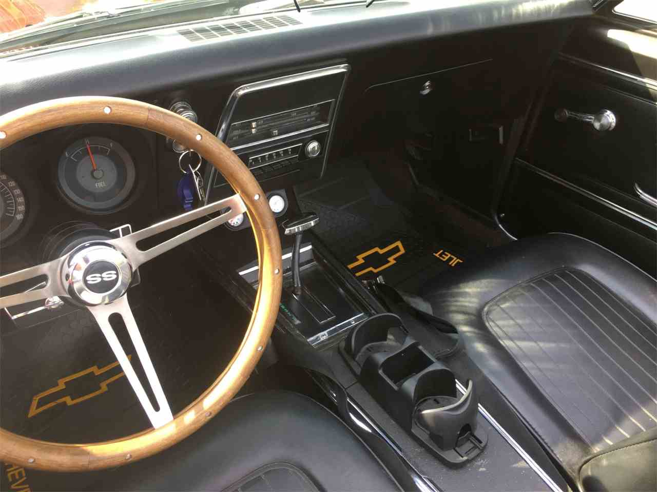 Large Picture of '67 Chevrolet Camaro SS located in Minnesota Auction Vehicle - LTPX