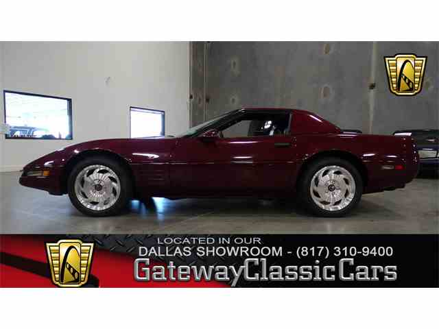 Picture of 1993 Chevrolet Corvette - $62,000.00 - LTQ0